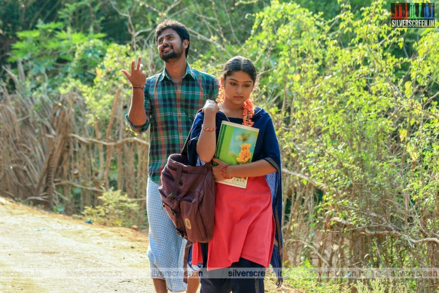 Seemathurai Movie Stills Starring Geethan Britto, Varsha Bollamma