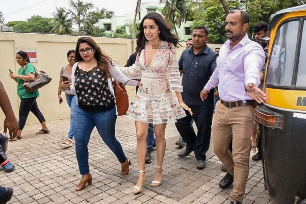 Shraddha Kapoor At The Batti Gul Meter Chalu Trailer Launch