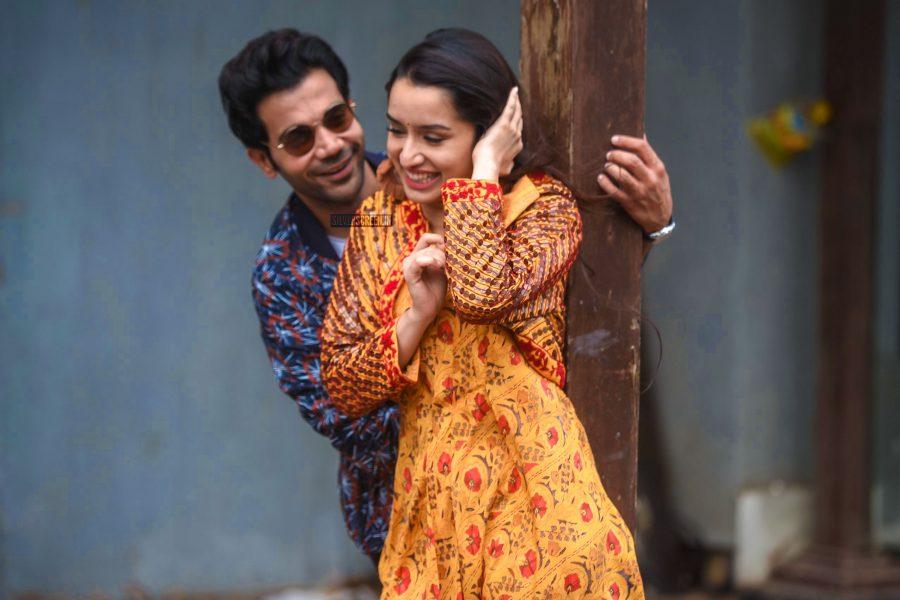 Shraddha Kapoor, Rajkummar Rao Promote Stree