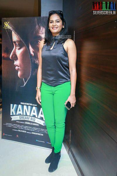 Kanaa Audio Launch Photos