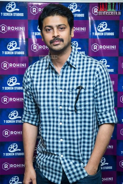 Srikanth At The Nagarum Nodigal Short Film Premiere