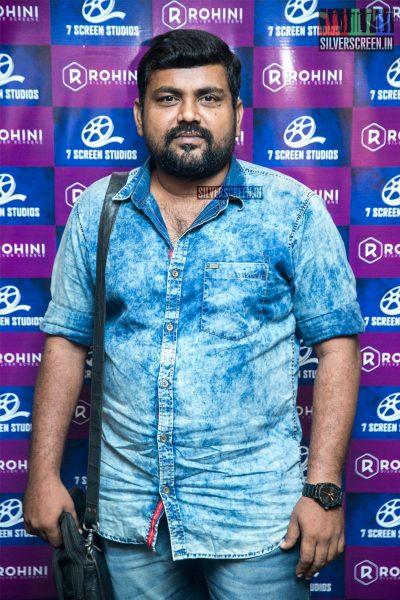 Kaali Venkat At The Nagarum Nodigal Short Film Premiere