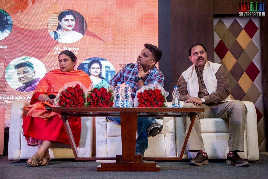 Sripriya At The My Girl My Pride Event In Chennai