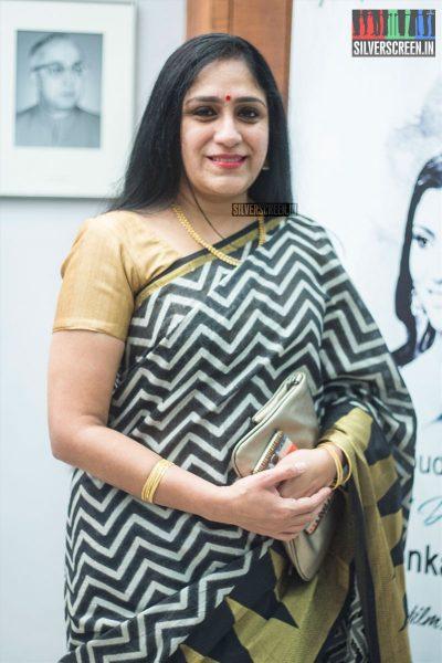 Uma Padmanaban At The 21st Gollapudi Srinivas National Award