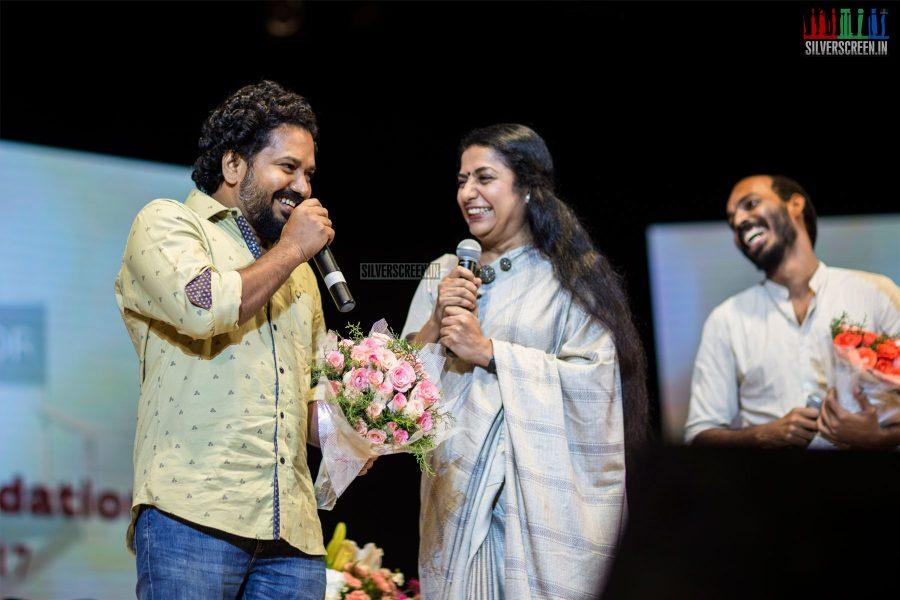 Suhaisni At The 21st Gollapudi Srinivas National Award