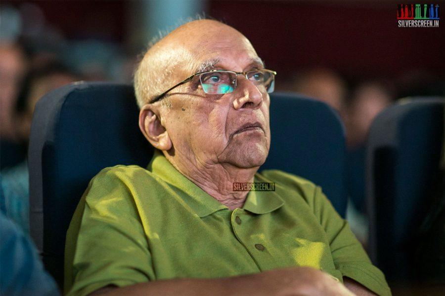 Singeetam Srinivasa Rao At The 21st Gollapudi Srinivas National Award