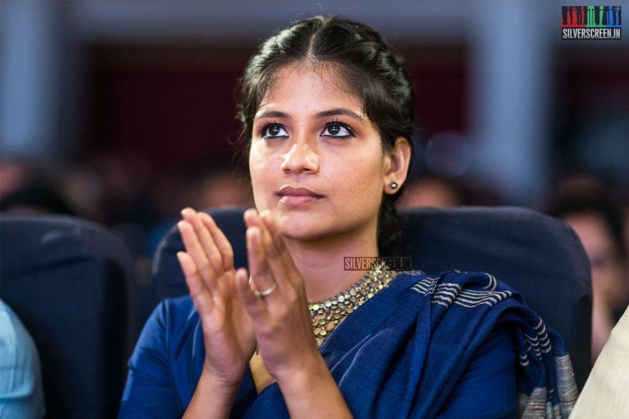 Aditi Balan At The 21st Gollapudi Srinivas National Award