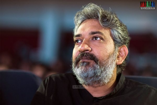 SS Rajamouli At The 21st Gollapudi Srinivas National Award