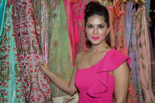 Sunny Leone Launches Pop-Store With Libas Designer Wear