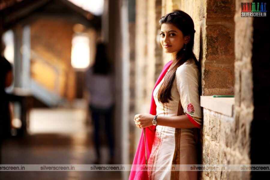 Titanic Movie Stills Starring Anandhi