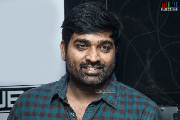 Vijay Sethupathi At The Merku Thodarchi Malai Success Meet