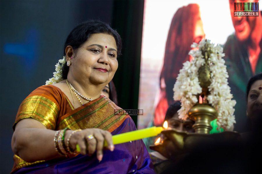 Irumbuthirai Success Meet Photos