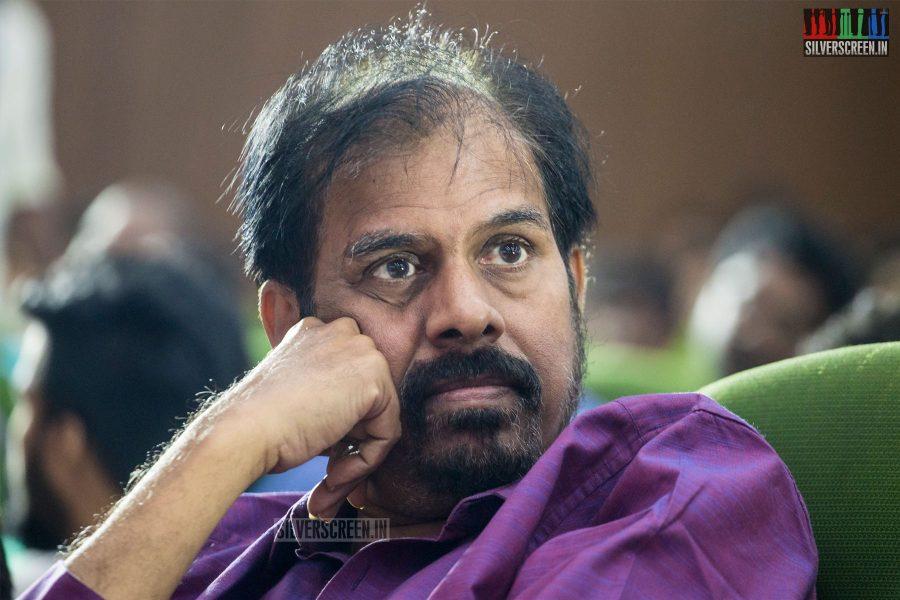 RK Selvamani At The Irumbuthirai Success Meet