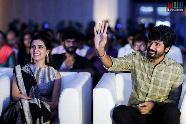 Sivakarthikeyan, Samantha At The Seemaraja Trailer Launch