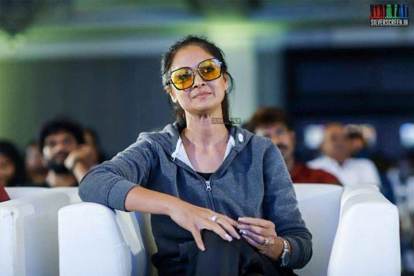 Simran At The Seemaraja Trailer Launch