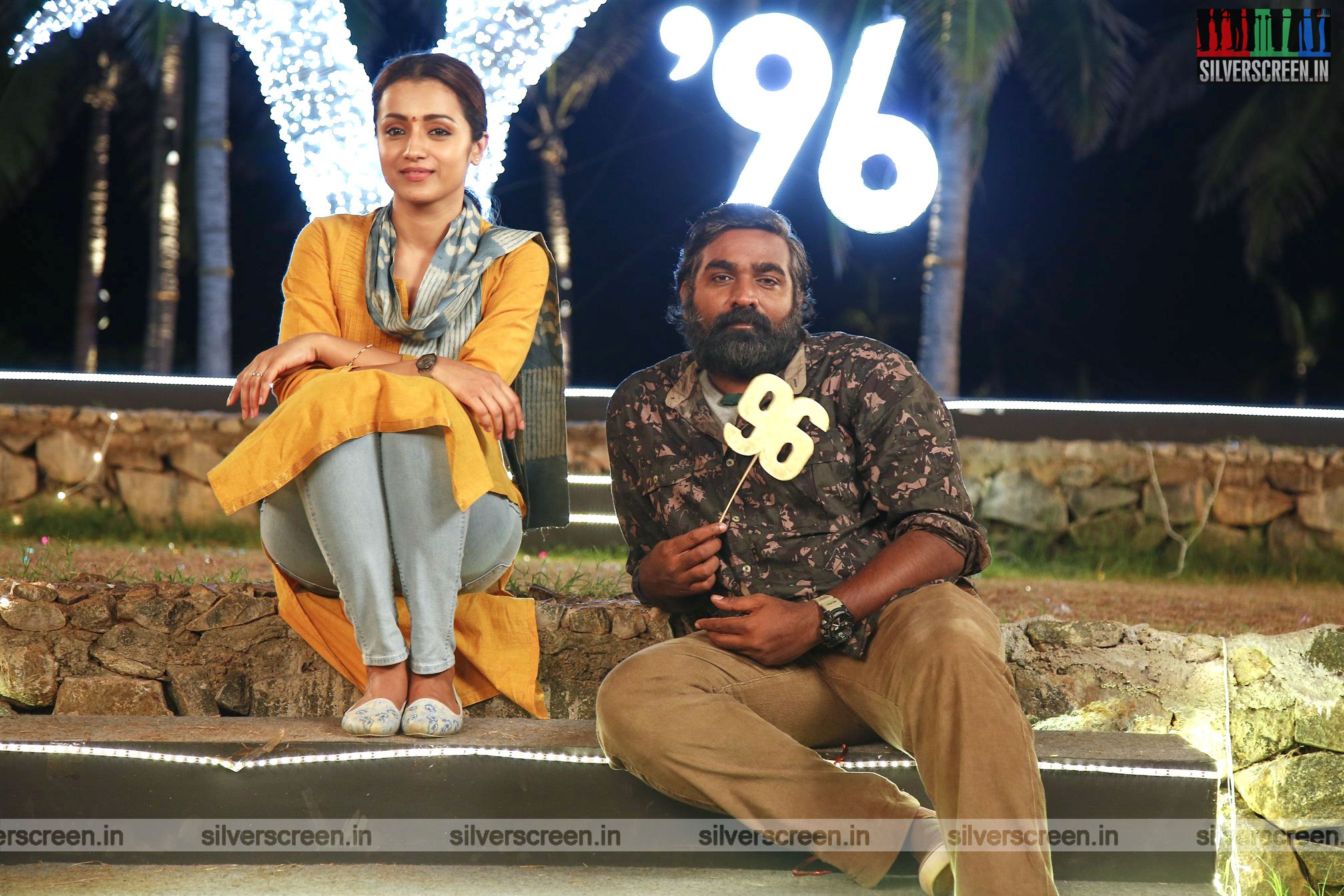 96 Movie Stills Starring Vijay Sethupathi Trisha Silverscreen In