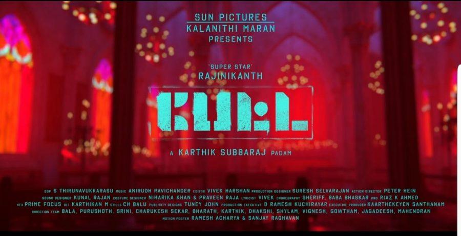 Petta' Is The Title Of Rajinikanth's Film With Karthik
