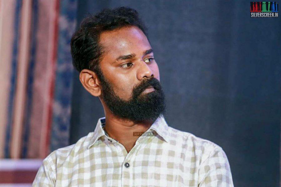Ramesh Thilak At The Imaikaa Nodigal Success Meet