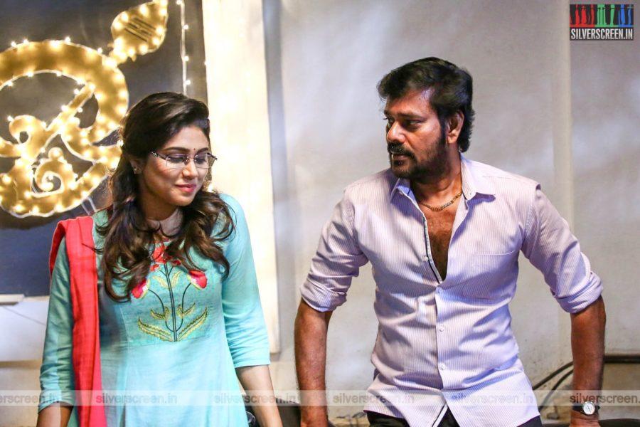 Chandi Muni Movie Stills Starring Natarajan Subramaniam, Manisha Yadav