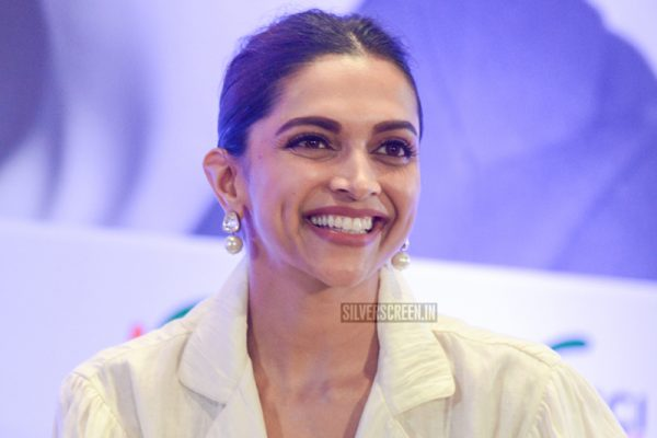 Deepika Padukone At The FICCI Eveni In Delhi