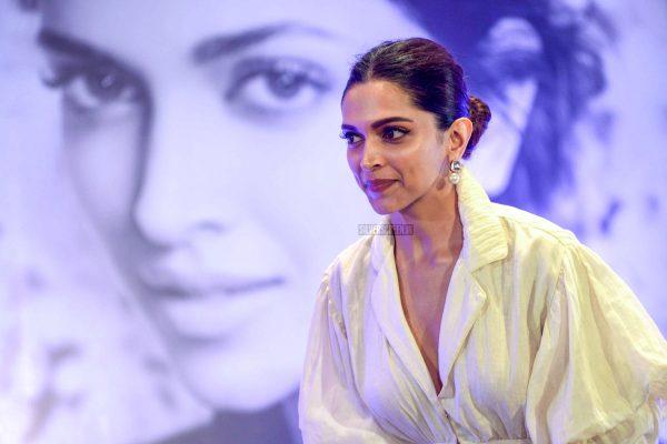 Deepika Padukone At The FICCI Eveni In Delhi
