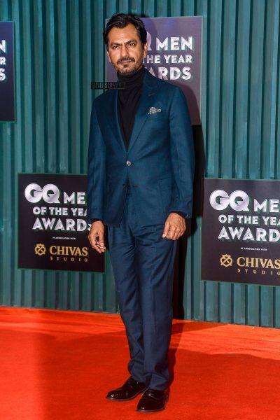 Nawazuddin Sidduqui At GQ Men Of The Year Awards 2018