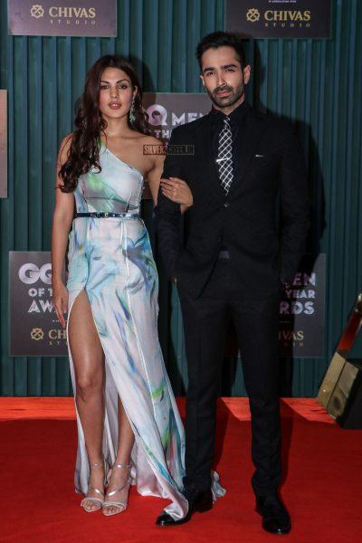 Rhea Chakraborty At GQ Men Of The Year Awards 2018