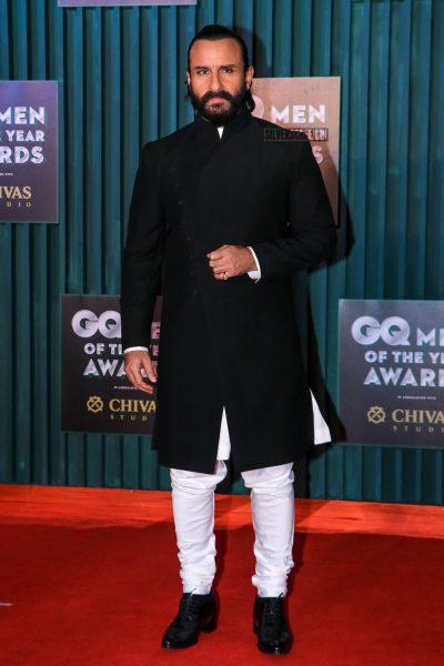 Saif Ali Khan At GQ Men Of The Year Awards 2018
