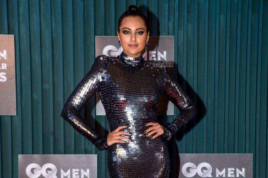 Sonakshi Sinha At GQ Men Of The Year Awards 2018