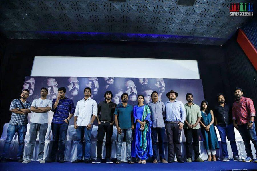 Vanjagar Ulagam Press Meet Photos