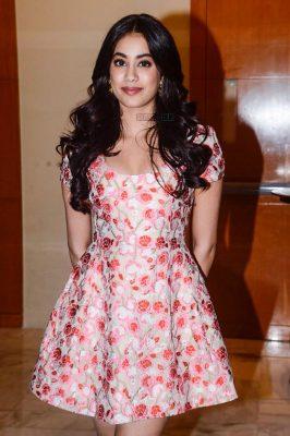 Janhvi Kapoor Becomes The Brand Ambassador Of The Cosmetics Brand Nykaa