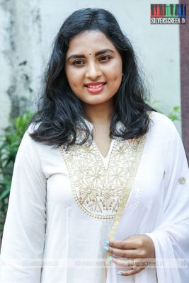 Srushti Dange At The Arjuna Movie Launch