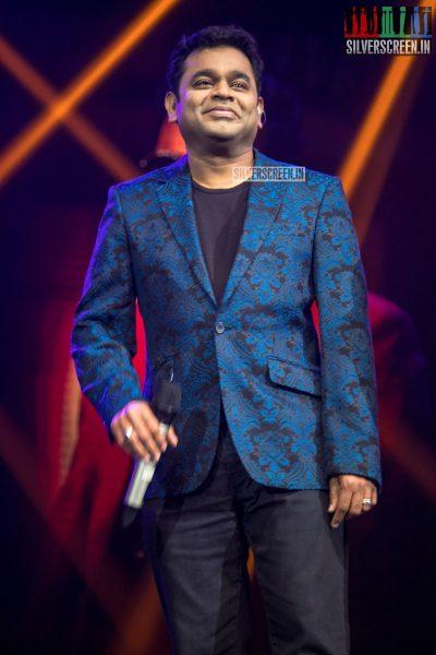 AR Rahman At The Chekka Chivantha Vanam Audio Launch