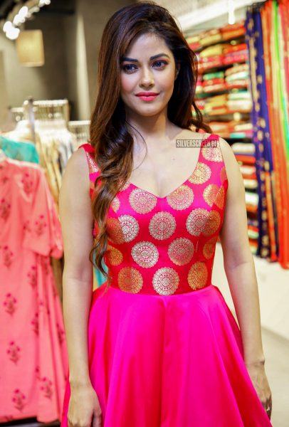 Meera Chopra At The Launch Of Jashn's Fall-Winter 2018 Collection