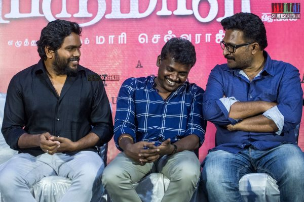 P Ranjith At The Pariyerum Perumal Press Meet