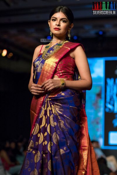 Mehndi Jashnani At The Madras Bridal Fashion Show Season 3