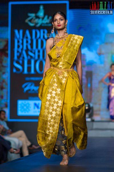 Madras Bridal Fashion Show Season 3 Photos