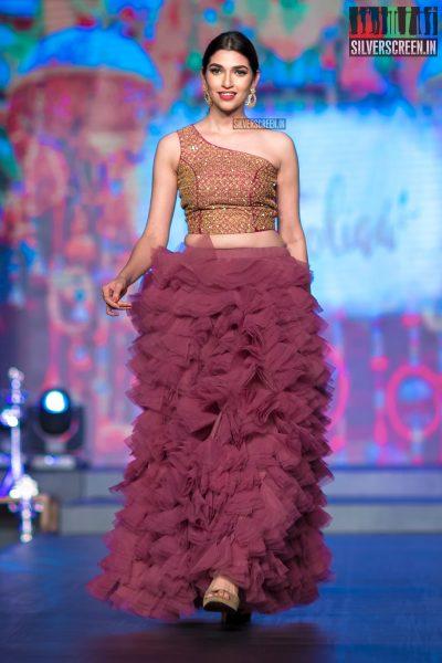 Pallavi Sadanand At The Madras Bridal Fashion Show Season 3