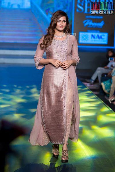 Arthi Venkatesh At The Madras Bridal Fashion Show Season 3