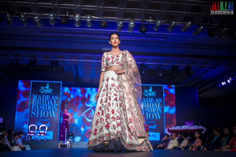 Ashwini Kumar At The Madras Bridal Fashion Show Season 3