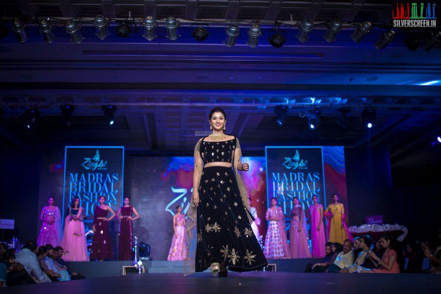 Priya Bhavani Shankar At The Madras Bridal Fashion Show Season 3