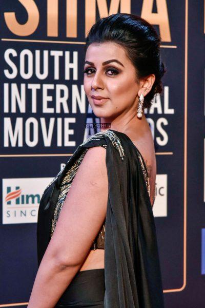 Nikki Galrani At Day 2 Of SIIMA Awards