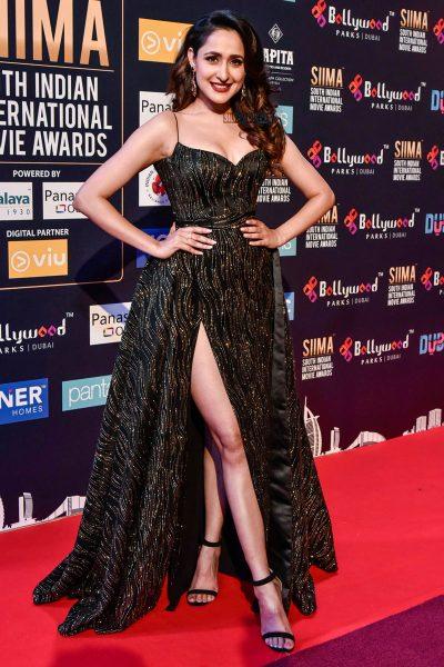 Pragya Jaiswal At Day 2 Of SIIMA Awards