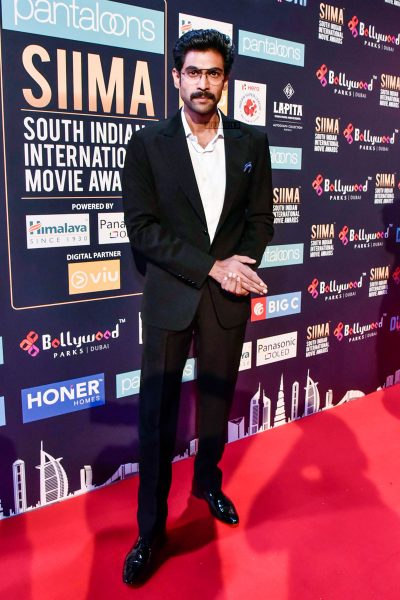 Rana Daggubati At Day 2 Of SIIMA Awards