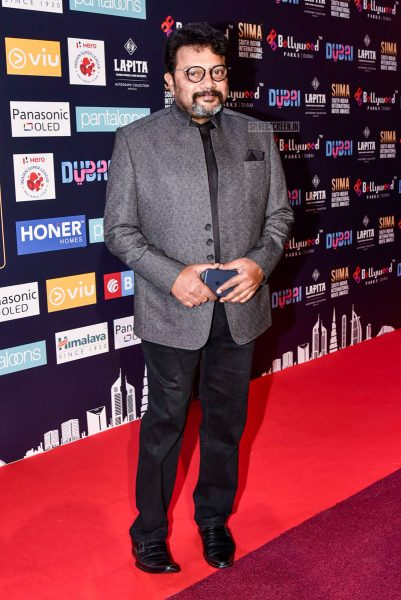 Celebrities At Day 2 Of SIIMA Awards