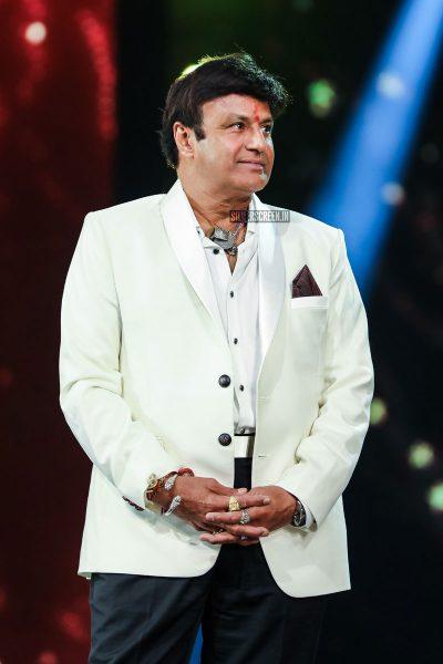 Balakrishna At Day 2 Of SIIMA Awards