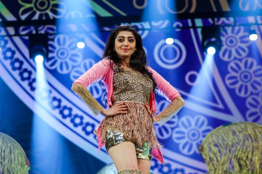 Pranitha Subhash At Day 2 Of SIIMA Awards