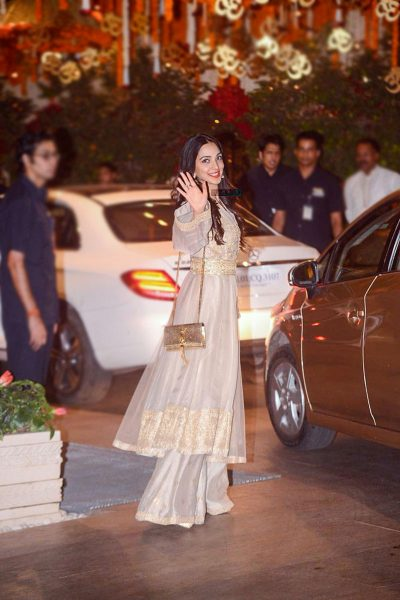 Celebrities At The Ambani Residence For Ganesh Chaturthi Celebrations