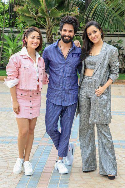 Shahid Kapoor, Shraddha Kapoor, Yami Gautam Promote Batti Gul Meter Chalu