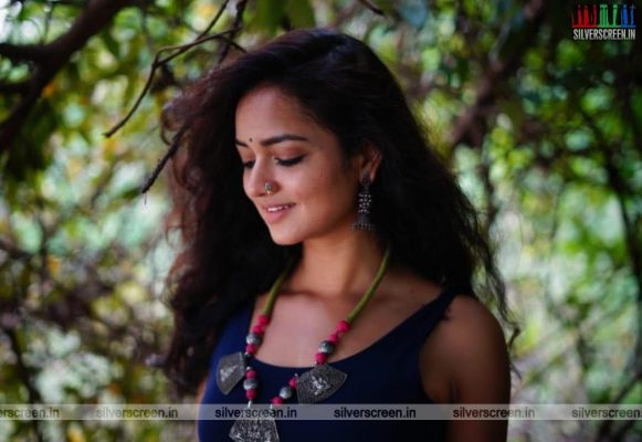 Shanvi Srivastava Photoshoot Stills